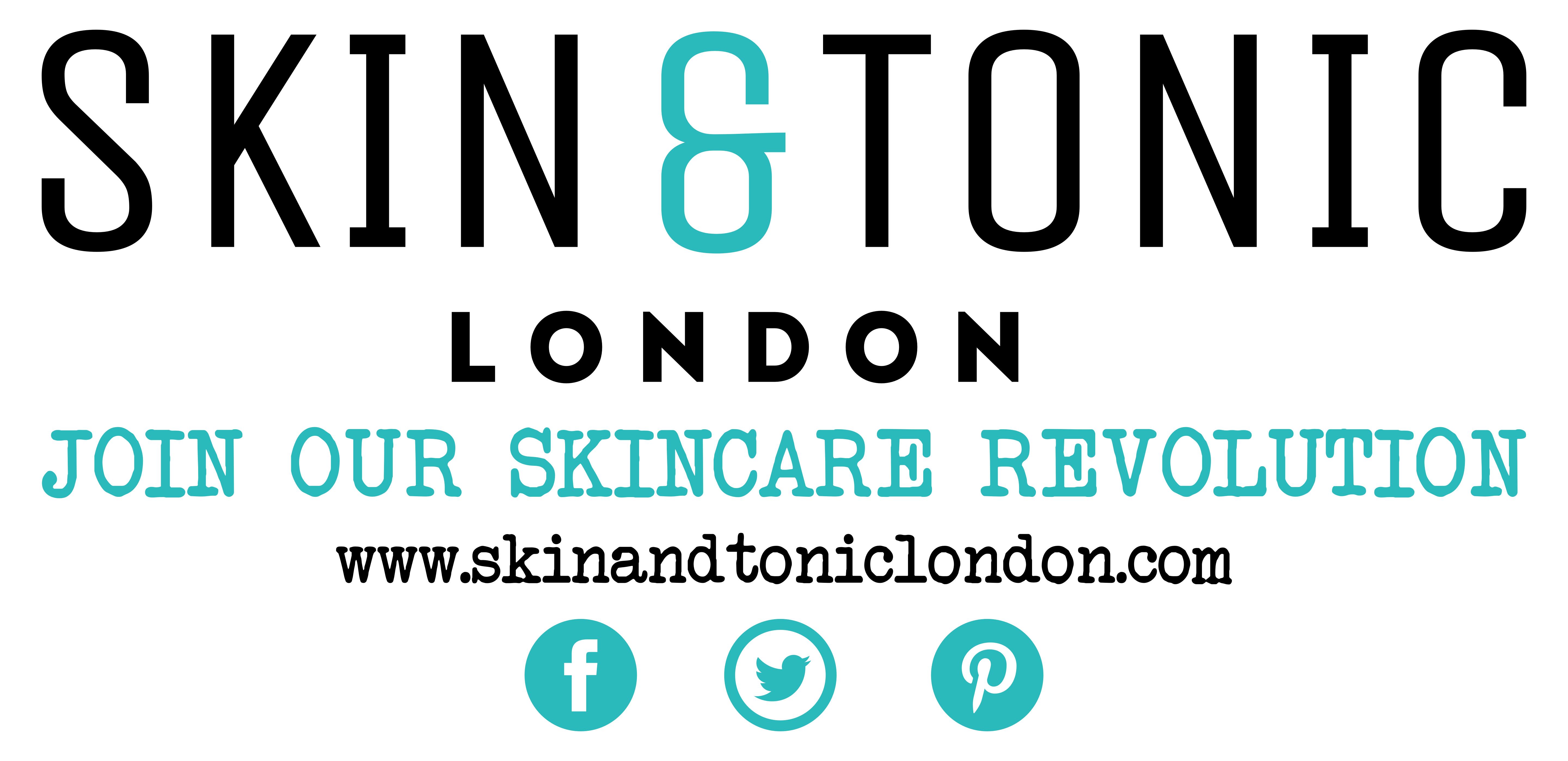 Skin&Tonic Ad Banner