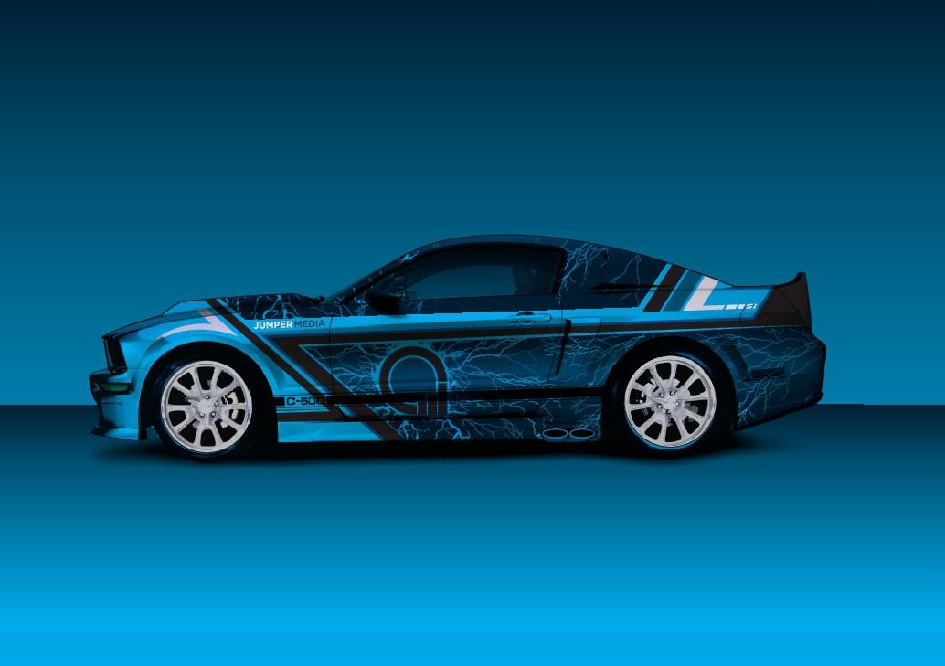 Custom Show Car Wrap Needed!!!