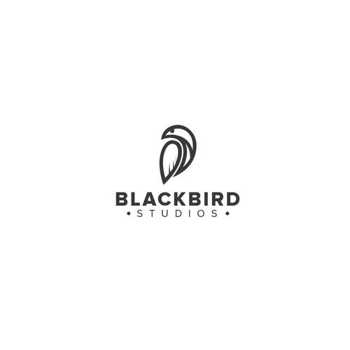 Blackbird Studios Logo Design