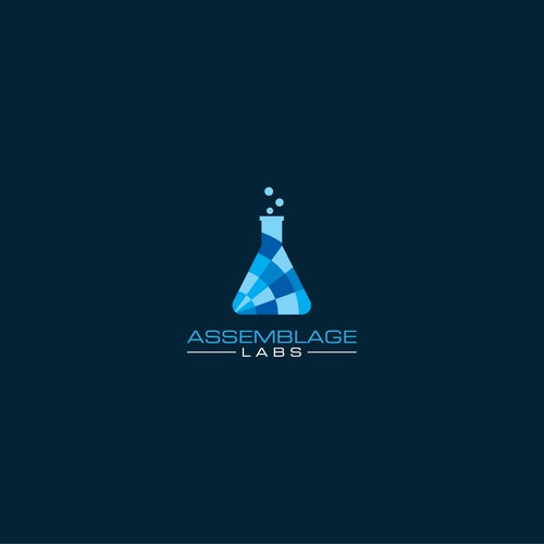 Logo design for Assemblage Labs