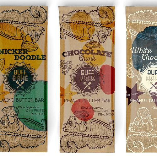 chocolate pouch