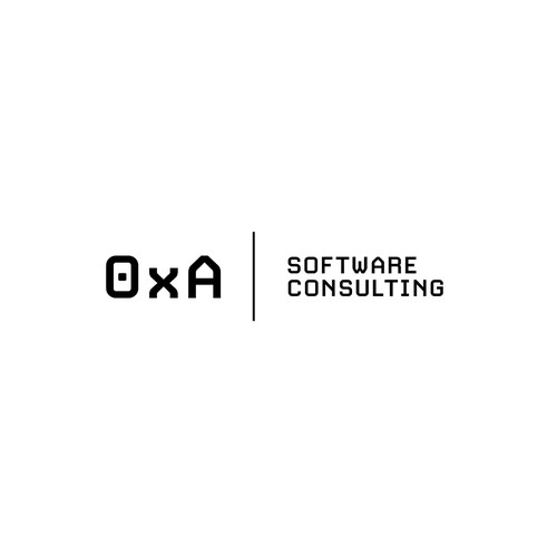 Logo design for 0xA | Highly Technical Cloud and Development Consultant