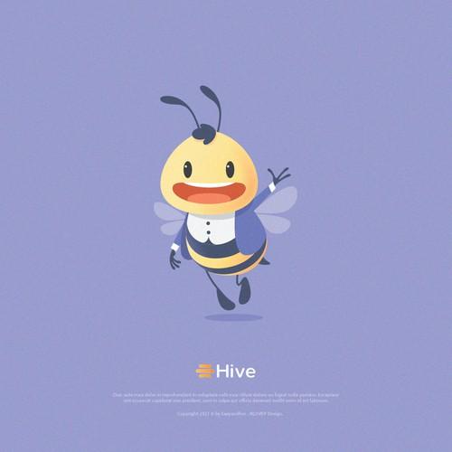 Character Mascot 4 'The Hive'