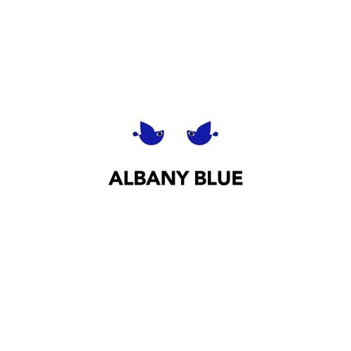 ALBANY BLUE