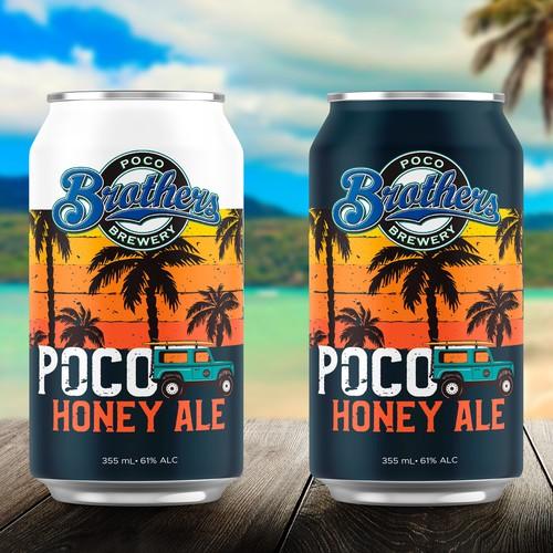 Poco Brothers Beer
