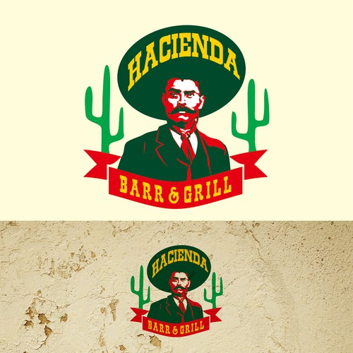 Logo for Hacienda (Barr & Grill)