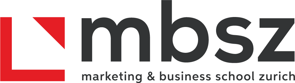 New Logo for Marketing & Business School Zurich