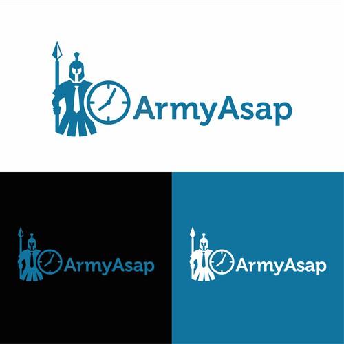 Logo for ArmyAsap
