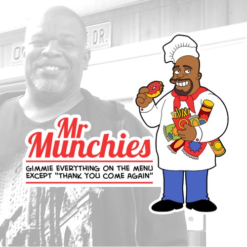 logo for Munchies Lover... ^_^