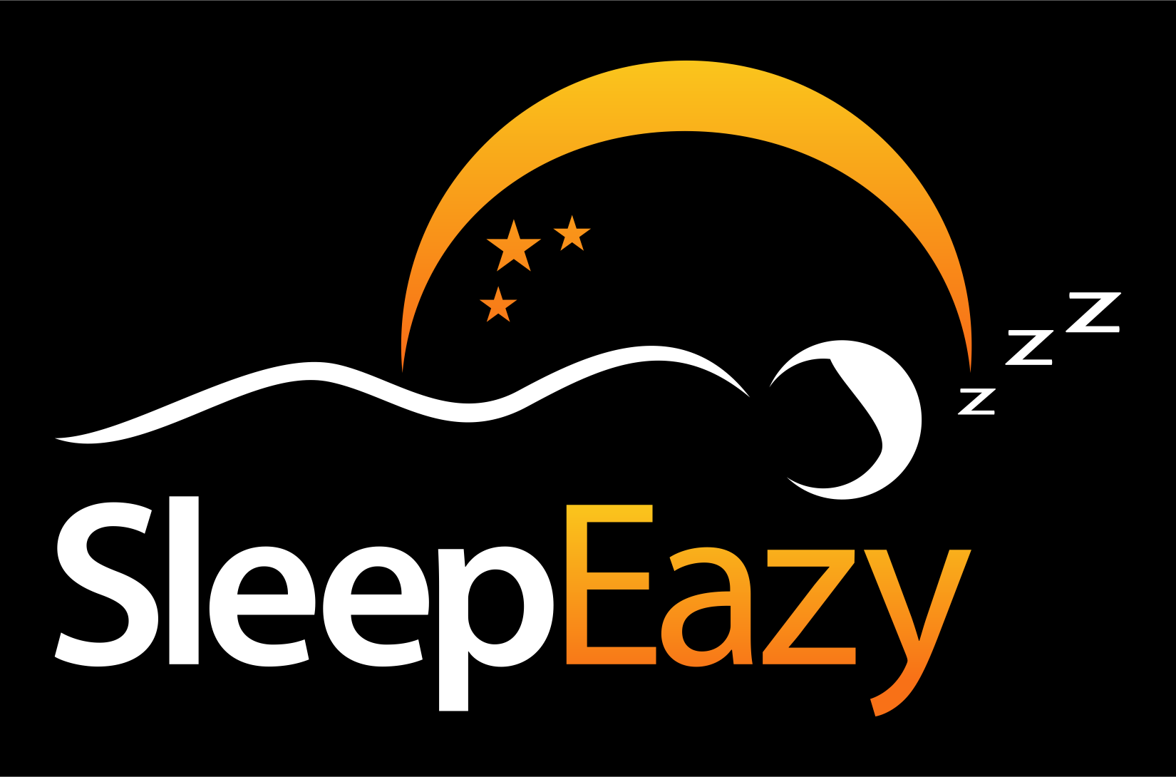 Creating a logo and website template for a website about sleep