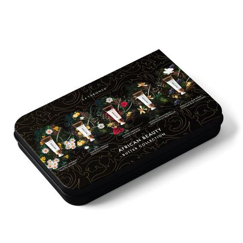 Tin box design