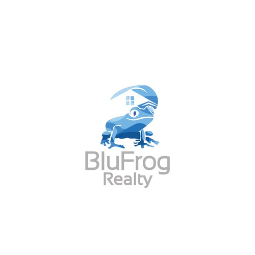 Brand identity concept for Realty company
