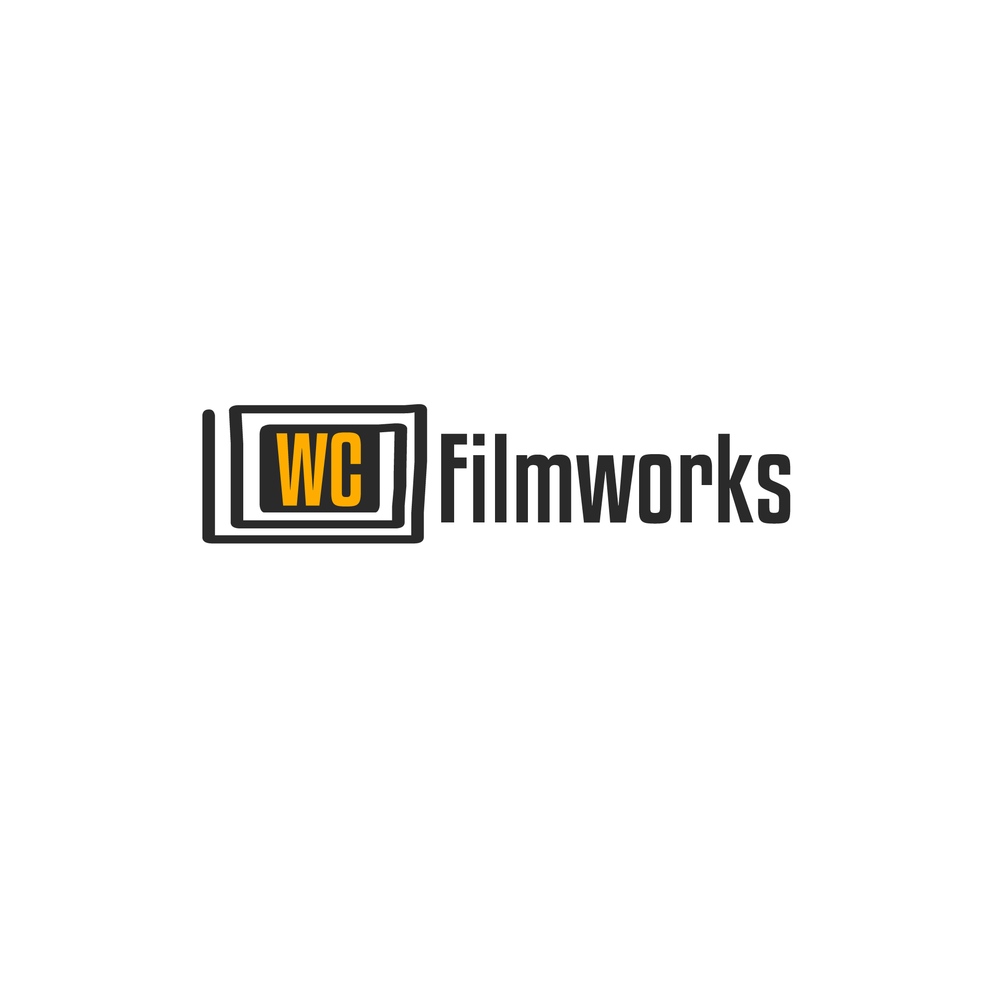 Create an eye-catching logo for film/video production company