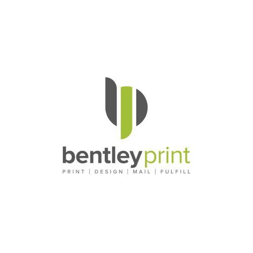 Bentley Print Logo