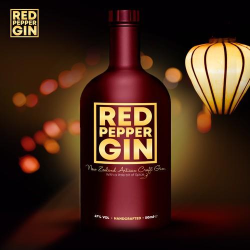 RED PEPPER GIN