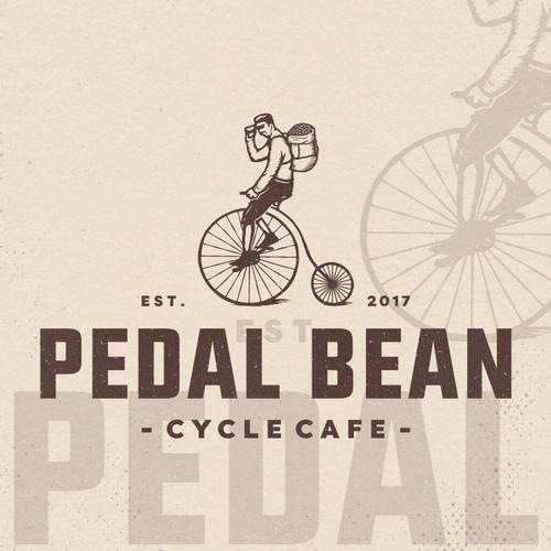 Logo for Pedal Bean.