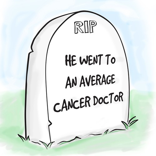 Help patients find the best cancer doctor