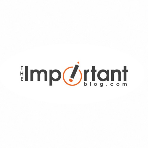 TheImportantBlog.com Needs an Awesome New Logo!