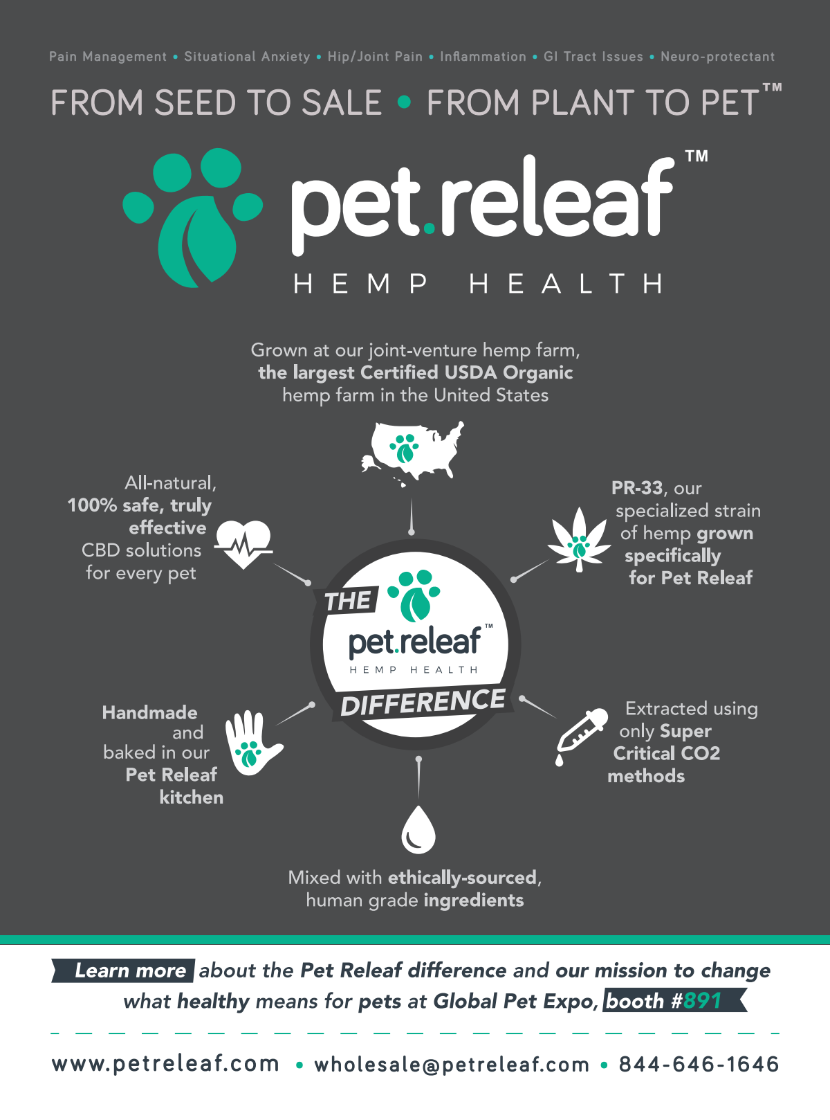 Front banner —Back Cover Pet Product News