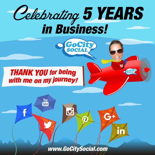 Social Media Banner and Email Blast