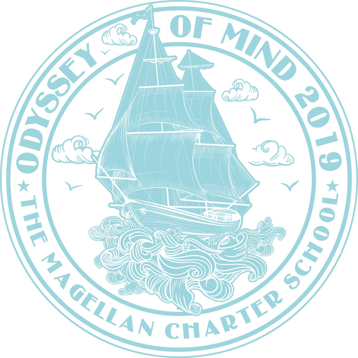 Odyssey of the Mind T-shirt Design