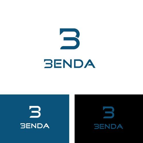 "unique ""B"" logo"