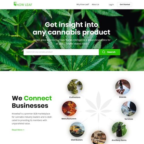 Cannabis Marketplace