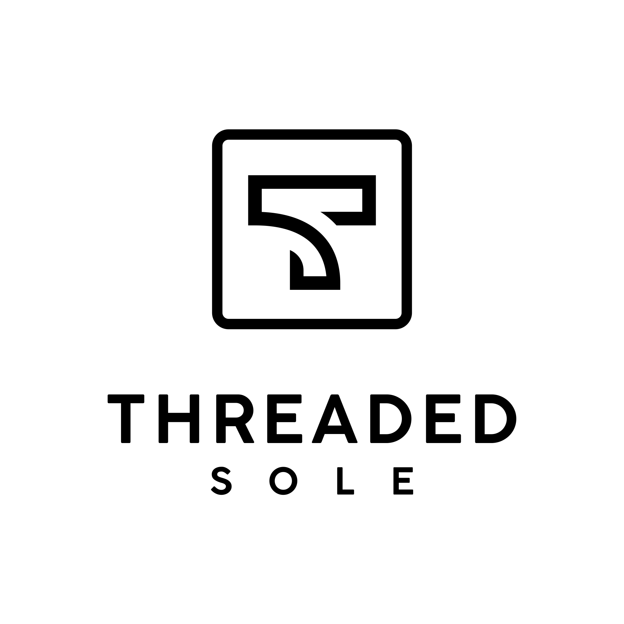 [Still looking for new styles!] Threaded Sole is a fun online sock store that is looking for a creative logo!