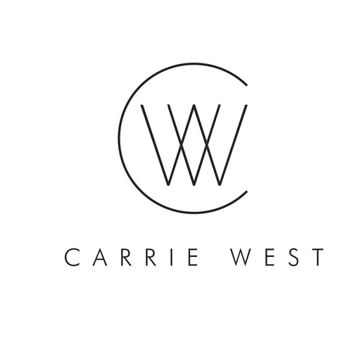 Carrie West Logo Entry