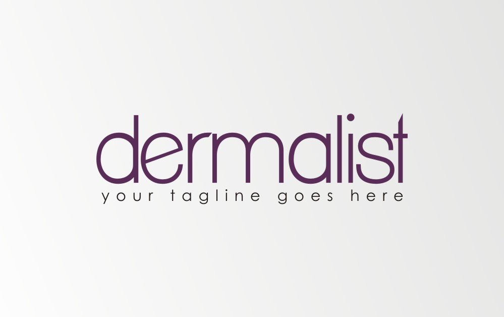 Create the next logo for Dermalist