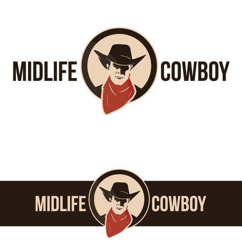 Logo for Midlife Cowboy