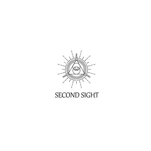 Sacred Geometry style logo