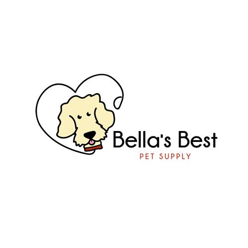 Bella's Best Pet Supply Logo