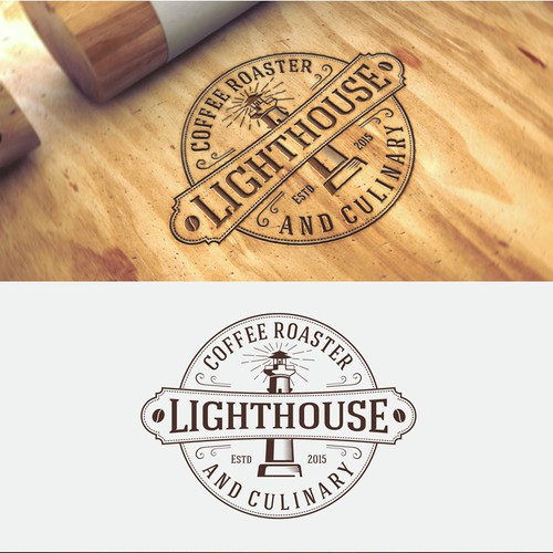 Logo maker for specialty coffee shop
