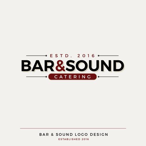 Bar & Sound Logo Design