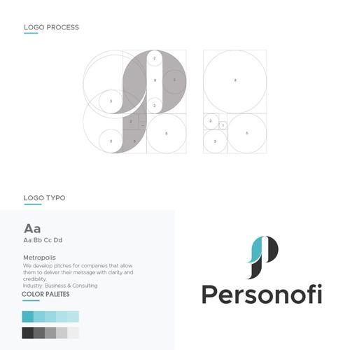 Personofi logo