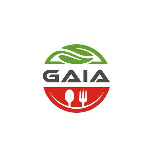 Food design logo