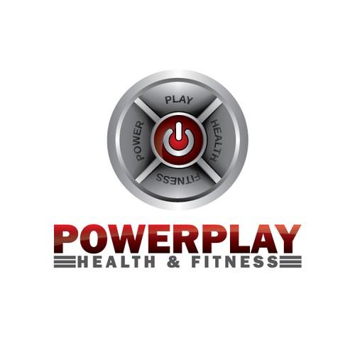 Create a winning logo for a new dynamic gym