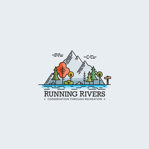Running Rivers