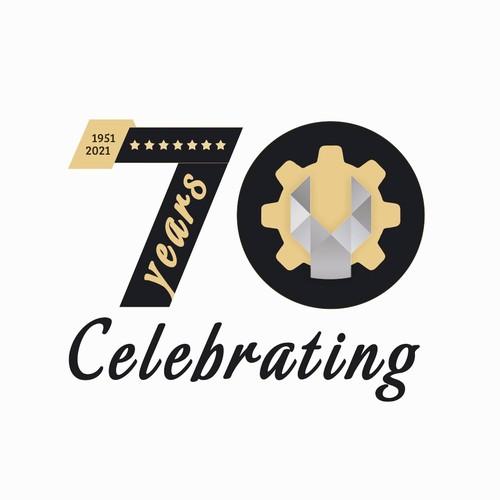 70 years celebrating