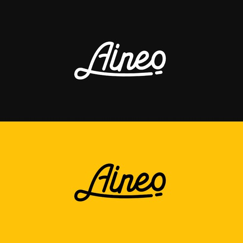Simple logotype for clothing brand