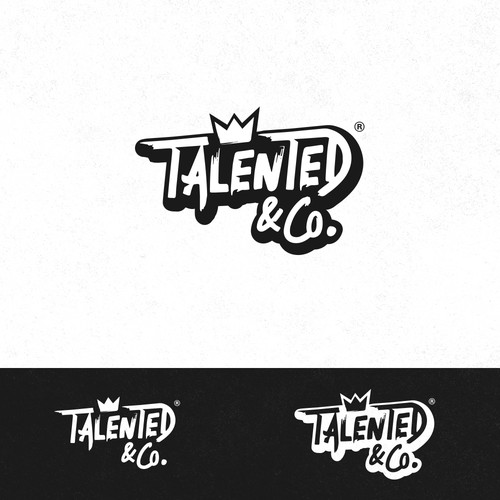 Logo for a Streetwear/Clothing Shop