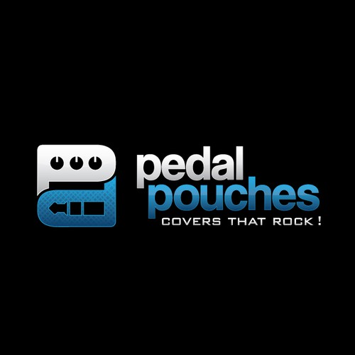logo for pedalpouches