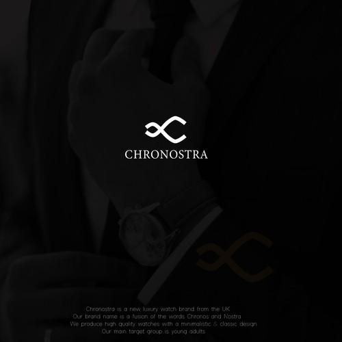 Logo concept for CHRONOSTRA