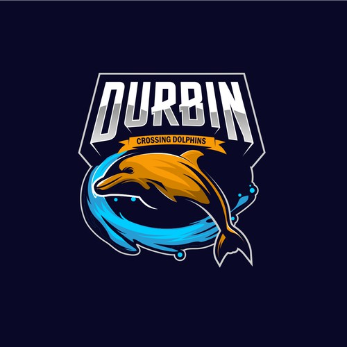 Durbin Crossing Dolphins