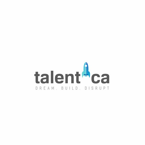 Logo concept for Talentica