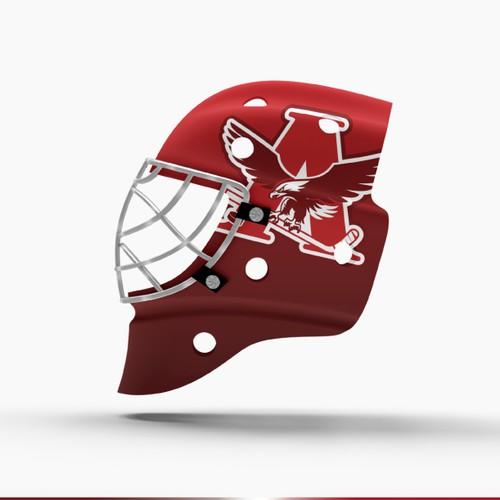 College Hockey Logo