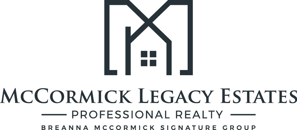 Create Logo/Brand Idenity for McCormick Legacy Estates Professional Realty