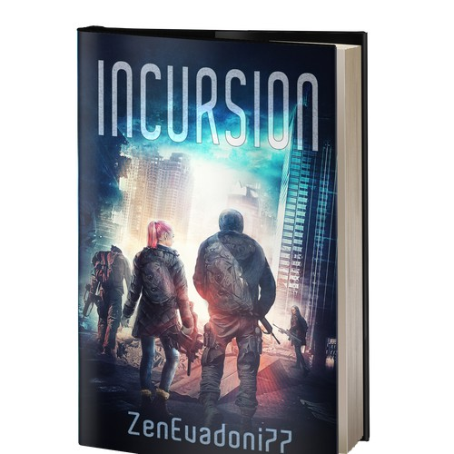 Book cover for Incursion