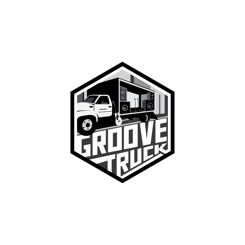 Branding for Germany's first GrooveTruck